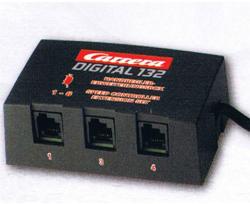 Carrera Digital 132/124 Digitális sebességszabályzó bővítőkészlet 6303485