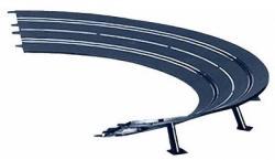 Carrera 2/30 Fokos döntött kanyar 6205758