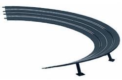 Carrera 3/30 Fokos döntött kanyar 6205765
