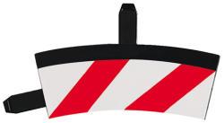 Carrera Belső padka 1/30 fokos döntött kanyar 6205697