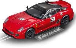 "Carrera Digital 124: FERRARI 599XX ""AS SEEN AT GENEVA MOTORSHOW 2009"" 1/24 6237568"