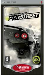 Electronic Arts Need for Speed ProStreet [Platinum] (PSP)