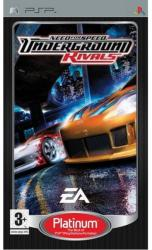Electronic Arts Need for Speed Underground Rivals [Platinum] (PSP)