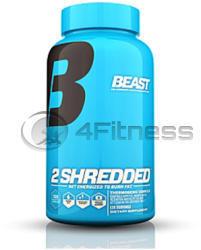 Beast 2 Shredded - 120 caps