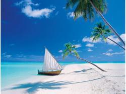 Clementoni Maldív-szigetek 1000 db-os (39256)