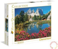 Clementoni Pordoi-hágó, Olaszország 1000 db-os (39273)
