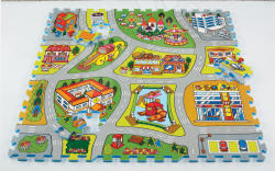 LEE City Map várostérkép 81 db-os (TM011)