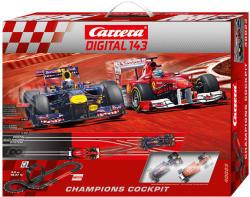 Carrera Digital 143: Champions Cockpit autópálya 6400238