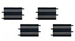 Carrera Go!!! egyenes pályaelemek 17cm - 4db 61656