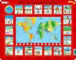 Larsen Mennyi az idő a világ országaiban? SS4