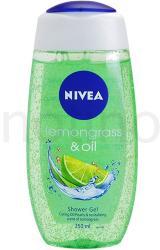 Nivea Lemongrass&Oil Tusfürdő 250ml