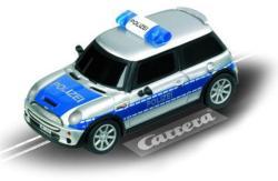"Carrera GO!!! Mini Cooper S ""Polizei"" 1/43 pályaautó 6610897"
