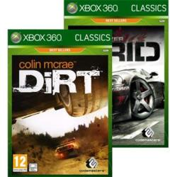 Codemasters Double Pack: Colin McRae DiRT + Race Driver GRID (Xbox 360)