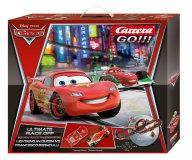 Carrera GO!!! Verdák Ultimate Race Off autópálya 62294