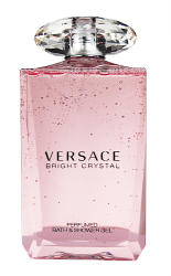 Versace Bright Crystal Tusfürdő 200ml