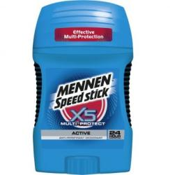 Mennen Speed Stick - X5 (Deo stick) 50g