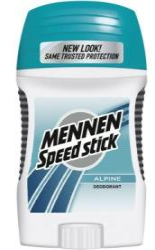 Mennen Speed Stick - Base Alpine (Deo stick) 60g