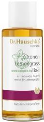 Dr. Hauschka Citrom-citromfű Fürdőolaj 10ml