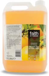 Faith in Nature Grapefruit És Narancs Tus És Habfürdő 5000ml