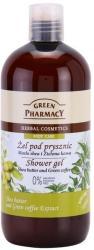 Green Pharmacy Shea Vaj És Zöld Kávé Gyógynövényes Tusfürdő 500ml