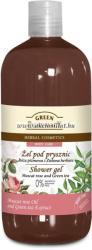 Green Pharmacy Muscat Rózsa És Zöld Tea Gyógynövényes Tusfürdő 500ml
