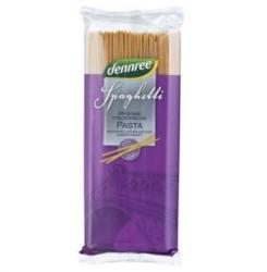Dennree Bio Teljes Kiőrlésű Spagetti tészta 1kg