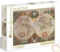 Clementoni Antik térkép 1000 db-os (31229)