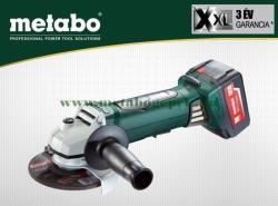 Metabo WP 18 LTX 125 Quick