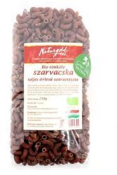 Naturgold Bio Teljes Kiőrlésű Szarvacska tészta 250g