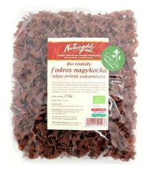 Naturgold Bio Teljes Kiőrlésű Nagykocka tészta 250g