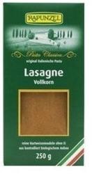 RAPUNZEL Bio Teljes Kiőrlésű Lasagne tészta 250g