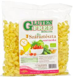 BiOrganik Bio Gluténmentes Szarvacska tészta 200g