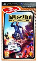 Sony Pursuit Force [Platinum] (PSP)
