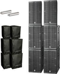 HK Audio LINEAR 5 L5 Rock Pack