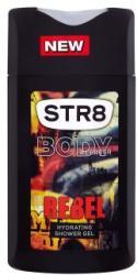 STR8 Rebel Férfi Tusfürdő 250ml