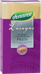 Dennree Bio Teljes Kiőrlésű Durum Lasagne tészta 250g