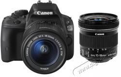 Canon EOS 100D + 18-55mm IS STM + 10-18mm IS STM (8576B117AA)