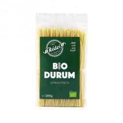 Rédei Bio Fehér Durum Spagetti tészta 500g