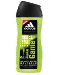 Adidas Pure Game 2in1 Férfi Tusfürdő 250ml