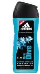 Adidas Ice Dive 2in1 Férfi Tusfürdő 250ml