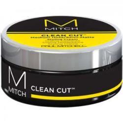 Paul Mitchell Mitch Clean Cut Közepes Tartású Félmatt Formázó Krém 85ml