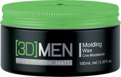 Schwarzkopf 3Dmension Hajformázó Wax 100ml