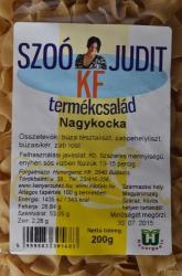 Szoó Judit Kilófaló Nagykocka tészta 200g
