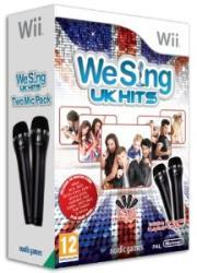 Nordic Games We Sing UK Hits [Microphone Bundle] (Wii)