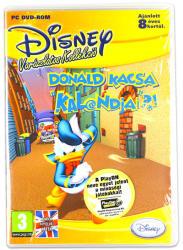 Disney Donald Kacsa Kalandjai (Quack Attack) [Disney Varázslatos Kollekció] (PC)