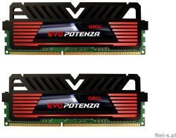 GeIL EVO Potenza 8GB (2x4GB) DDR3 1600MHz GPB38GB1600C9DC