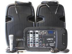 Lewitz PA 410 M