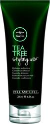 Paul Mitchell Tea Tree Styling Wax Teafaolajos Hajformázó Wax 200ml