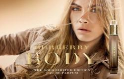 Burberry Body (Gold Limited Edition) EDP 85ml Tester