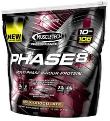 Muscletech PHASE-8 - 4500g